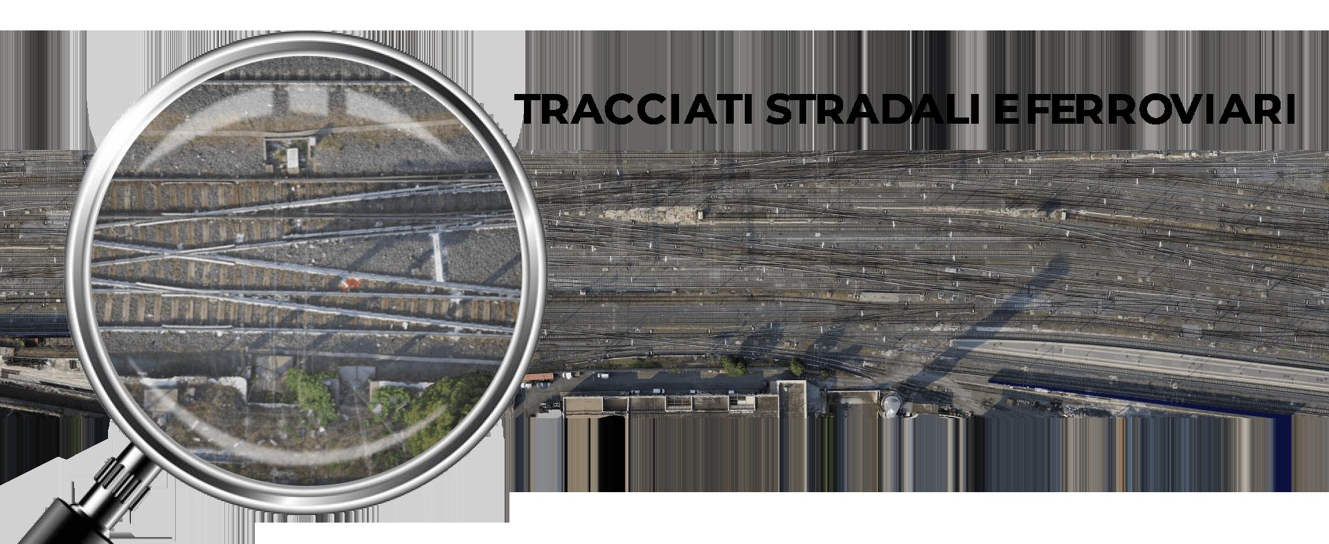 La scansione in movimento permette una gestione del patrimonio infrastrutturale ferroviario